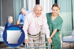 ar nursing care in a nursing home