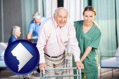 washington-dc nursing care in a nursing home