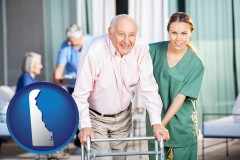 delaware nursing care in a nursing home