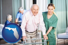 fl nursing care in a nursing home