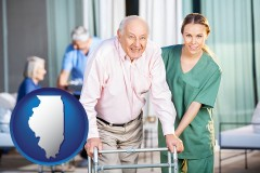 illinois nursing care in a nursing home