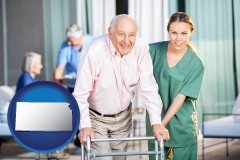 kansas nursing care in a nursing home