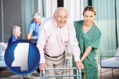 mississippi nursing care in a nursing home