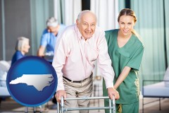 nc nursing care in a nursing home