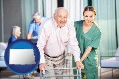 north-dakota nursing care in a nursing home
