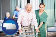 nebraska nursing care in a nursing home