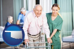 oklahoma nursing care in a nursing home