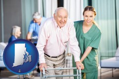 rhode-island nursing care in a nursing home