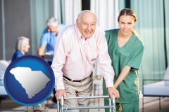 sc nursing care in a nursing home