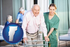 vermont nursing care in a nursing home