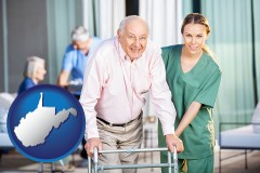 west-virginia nursing care in a nursing home